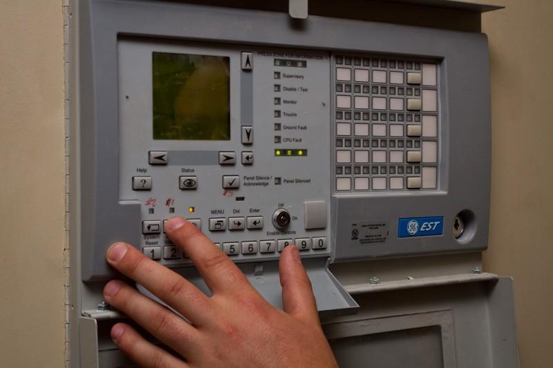 Fire-Alarm-Panel